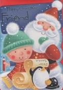 Happy Christmas Friend