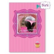 "Hippo Blank Greeting Card & Fridge Magnet ""Fridge Pickers"" A Card and Gift in one"