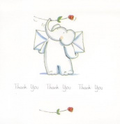 THANK YOU CARDS - 6 CARDS & ENVELOPES