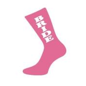 Pink Bride Socks (X6N048)