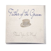 WB22 Father of the Groom Wedding Card