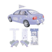 Just Married Car Decorating Kit