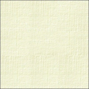 Pale Ivory Contemporary Linen Texture A4 Card 250gsm x 10 Sheets