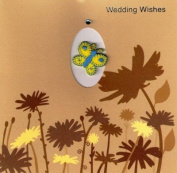 Pink Pineapple Handmade 3D Wedding Day Wishes Cards See Card Shop