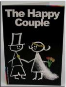 Wedding Card - Chalks Designer Range - The Happy Couple - CK009