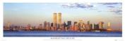 GB eye Ltd, Manhattan, Skyline, Door Poster, (53x158cm) DP0075