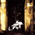 "imagenation Banksy - Fallen Angel - Framed Canvas Art Print : Size - 34CM X 34CM X 5CM DEPTH / 13.5"" X 13.5"" X 2"""