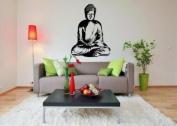 Meditating Buddha - Beautiful Wall Art (Large