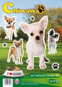 Dogs Self Adhesive Sticker Kit - Chiwawa