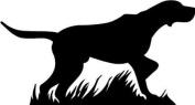 Pointer Dog Car Van 4x4 Window Stickers Decals #2