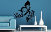 Butterfly Wall Decal (Large
