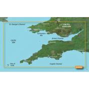 Garmin BlueChart® g2 Vision® - VEU463S - Bristol Channel & England SW - SD Card