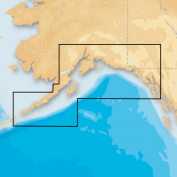 Navionics Platinum Plus South Alaska on SD/Micro SD