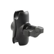 RAM Mount Short Double Socket Arm f/2.5cm Ball Bases