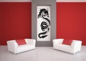Chinese Dragon - Oriental Decoration (Large