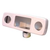 Scanpod Deck Pod Pre-Cut f/18cm or 20cm Display & 2 or 4 Instruments