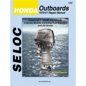 Seloc Service Manual Honda Outboards - All Engines - 1978-01