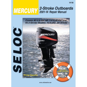 Seloc Service Manual - Mercury/Mariner - All 2 Strokes - 2001-09