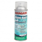Aquagard II Alumi-Koat Spray f/Outboards & Outdrives - 350ml - Clear