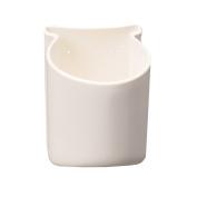 Beckson Soft-Mate Can & Air Horn Holder - White