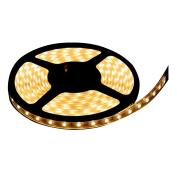 Lunasea Flexible Strip LED - 2M w/Connector - Warm White - 12V