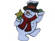 CC Christmas Gel clings Window Decorations Assorted Styles Small/med