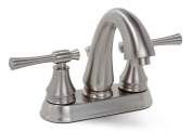 Premier 120070LF Torino Lead-Free Centerset Two-Handle Lavatory Faucet, Brushed Nickel