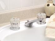 Premier 204260 Concord Widespread Two-Handle Lavatory Faucet, Chrome