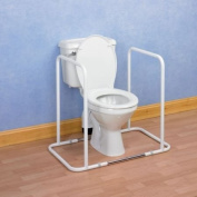 Surrey Toilet Surround Rail