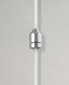 Miller Bathrooms Classic Cord Connector Chrome