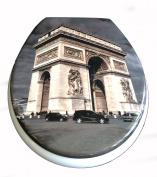 ADOB soft close toilet seat Paris with quickrelease