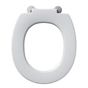Armitage Shanks S405766 Black Contour 21 Toilet Seat for 305 mm High