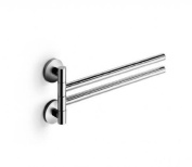 Napie jointed double towel rail
