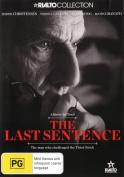 The Last Sentence [Region 4]