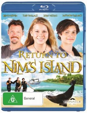 Return To Nim's Island [Blu-ray]