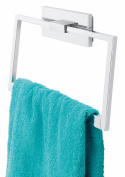 Tiger Safira 263930346 Hand Towel Ring 25 cm Chrome