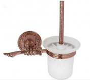 MT Wall Mounted Toilet Brush and Holder,Rose Gold #MT2606E
