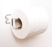 Plew Plew stainless steel toilet paper roll holder
