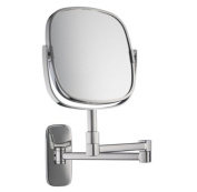 Robert Welch Bathroom Extending Mirror from the Burford Range