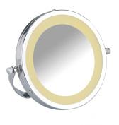 Wenko Brolo Cosmetic mirror, LED