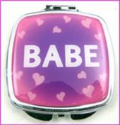 Babe Make-Up Compact Mirror