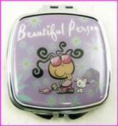 Beautiful Make-Up Compact Mirror