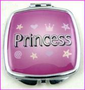Princess Make-Up Compact Mirror