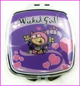 Wicked Girl Make-Up Compact Mirror