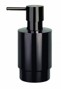 Spirella 10.15428 Soap Dispenser Nyo-Steel Titanium Black