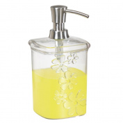 BlissHome Interdesign Blumz Large Soap Dispenser