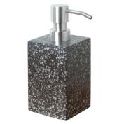 Enzo Rodi 82508 Soap Dispenser 250 mL Free-Standing Sand-Coloured Poly-Resin