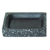 Enzo Rodi 82708 Soap Dish Granite Poly-Resin Free-Standing