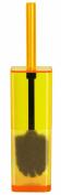 Spirella 10.15287 Toilet Brush Cubo Clear Yellow