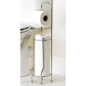 Chrome Toilet Roll Holder from Caraselle